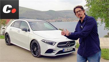 "Mercedes-Benz Clase A: ""Citius, altius, fortius"""