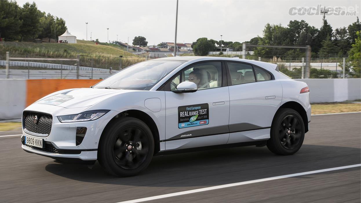 Comparativo autonomía real eléctricos