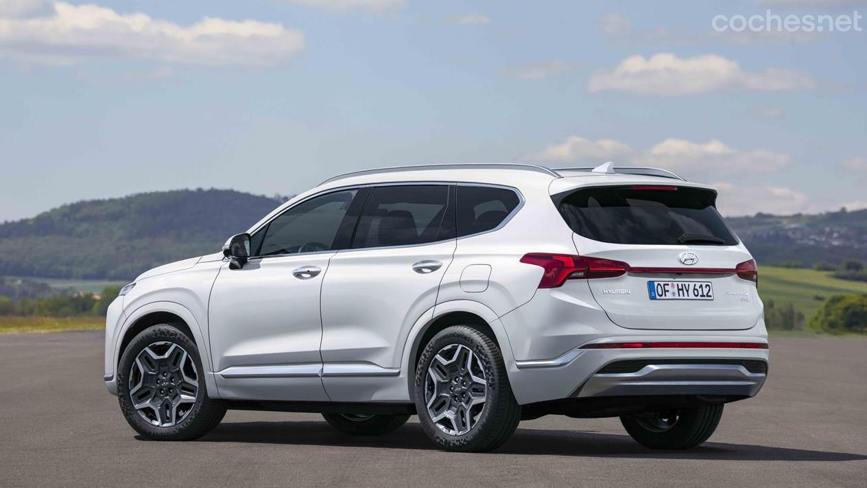 Hyundai Santa Fe 2020 Noticias Coches Net