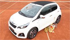 Peugeot 108 Open