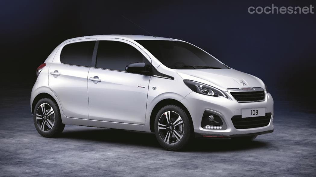 Peugeot 108: Pequeña renovación