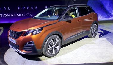 Peugeot 3008: Cambio de orientación