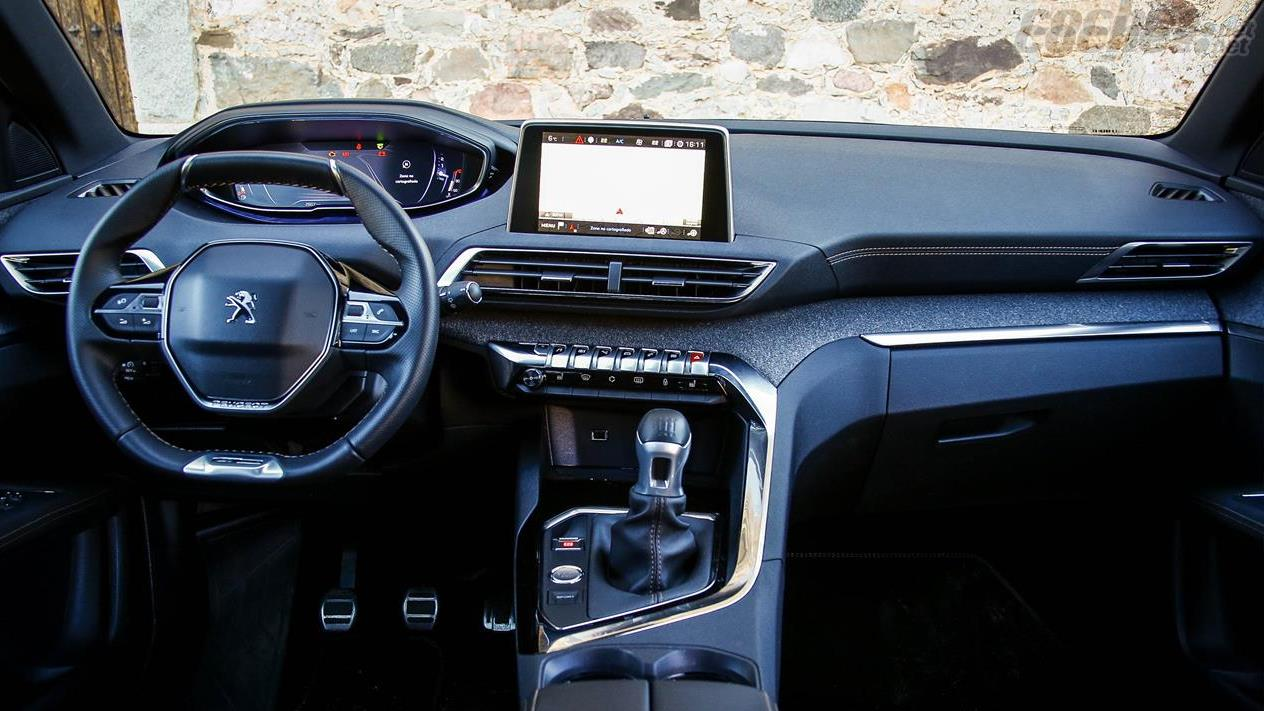 Peugeot 3008 2.0 BlueHDI 150 CV GT Line