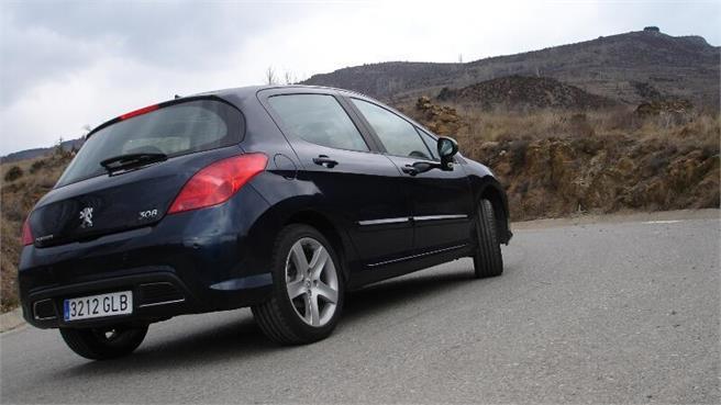 Peugeot 308 1.6 THP 156 CV 5p Premium