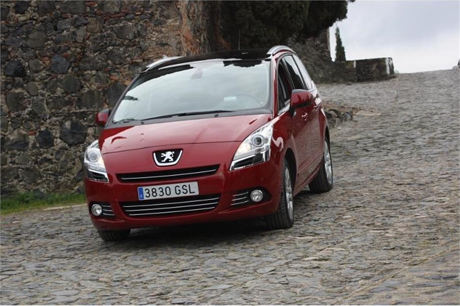 Pruebas Peugeot 5008 Noticias Coches Net