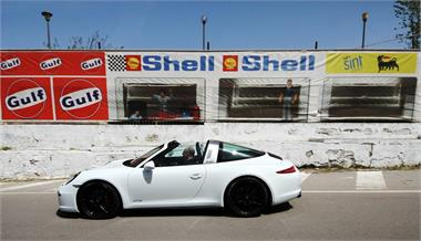 Gama Porsche GTS