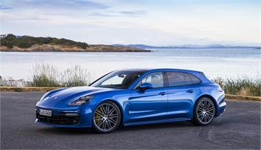 Porsche Panamera Sport Turismo: Más funcional