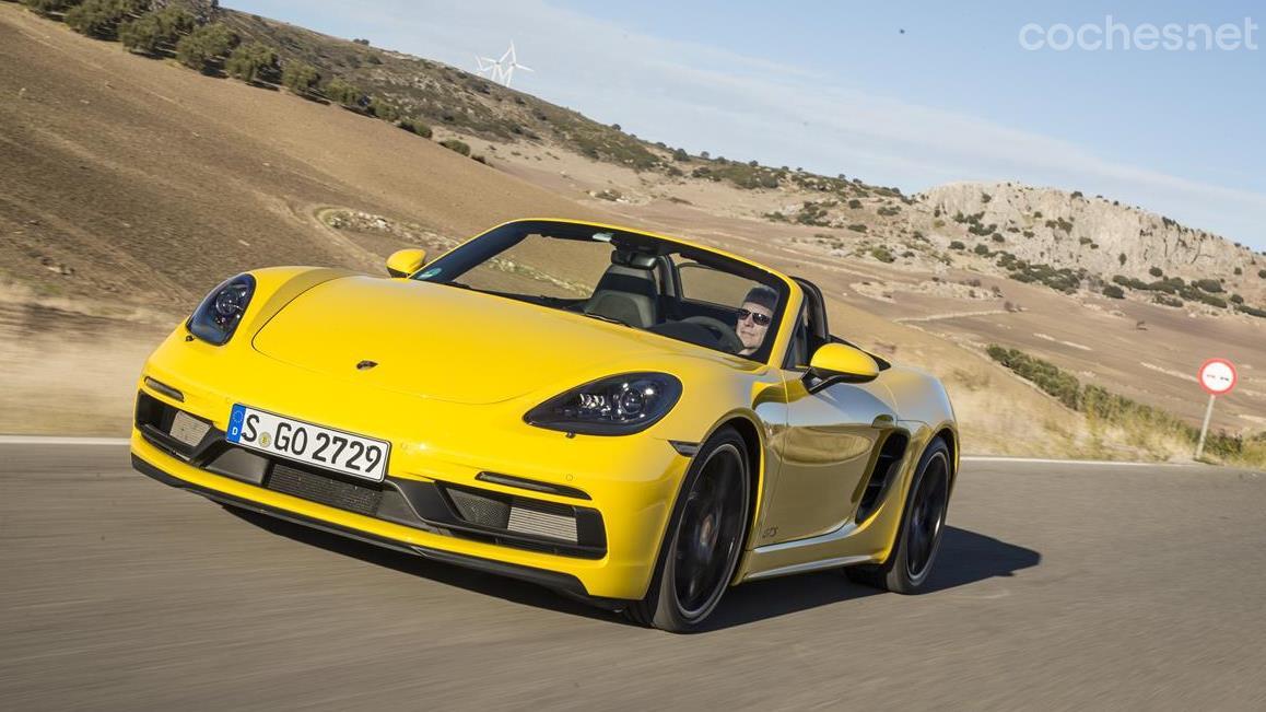 Porsche 718 Boxster y Cayman GTS