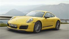 Porsche 911 Carrera T, para puristas