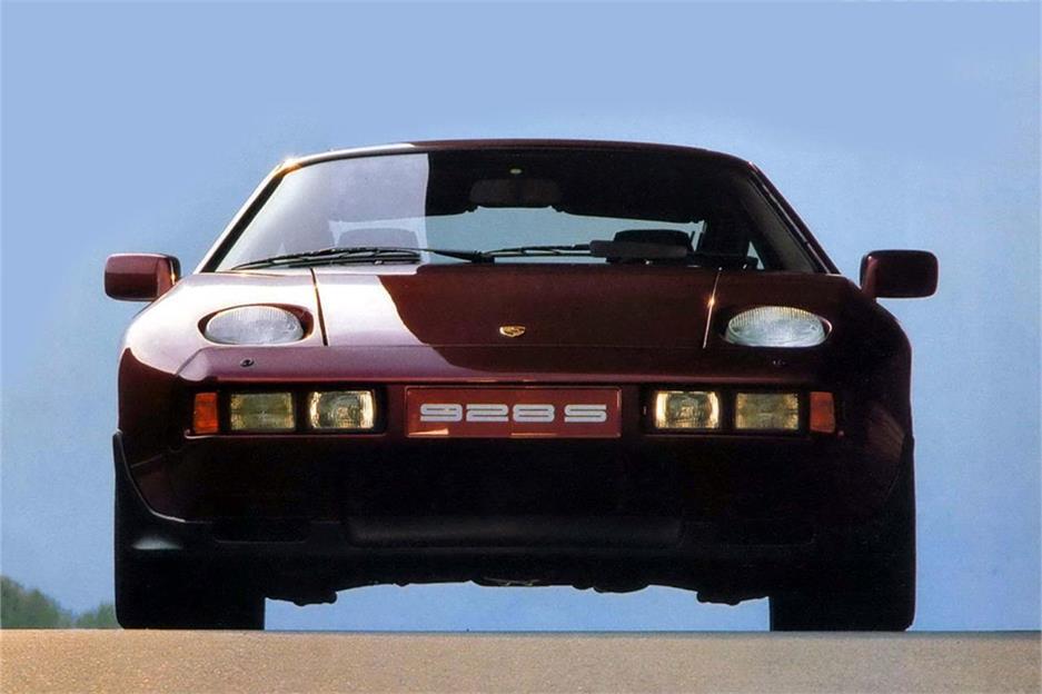 Porsche 928: 40º Aniversario