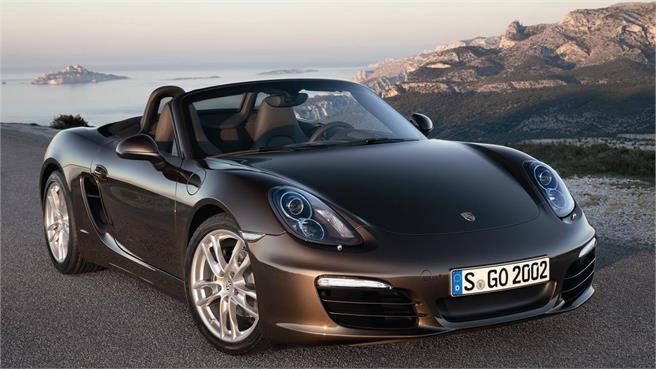 Porsche Boxster y Cayman: motores 4 cil