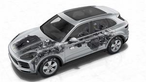 Porsche Cayenne: Todas sus interioridades