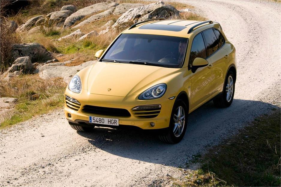 Porsche Cayenne Diésel
