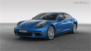 Porsche Panamera: Estilo 911