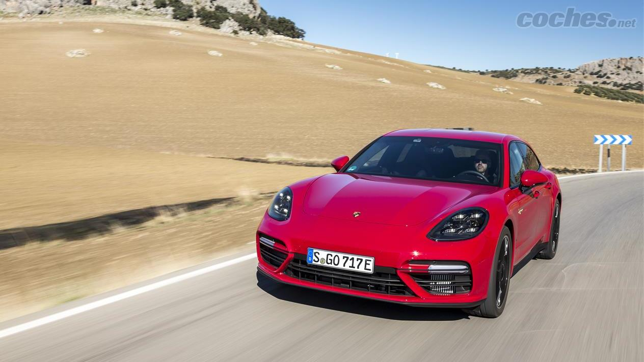 Porsche Panamera Turbo S e-Hybrid ST