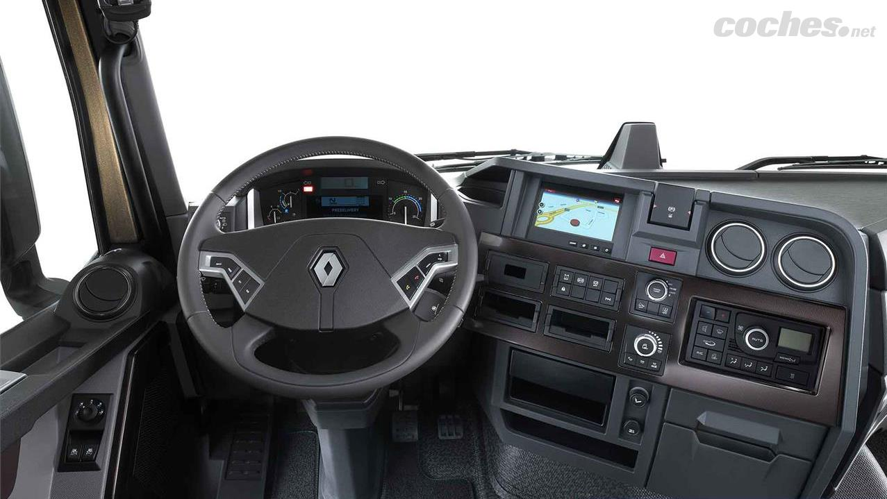 Renault Serie T 480 CV High Sleep Cab