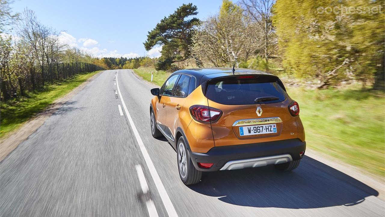 Renault Captur 2017: Primera prueba