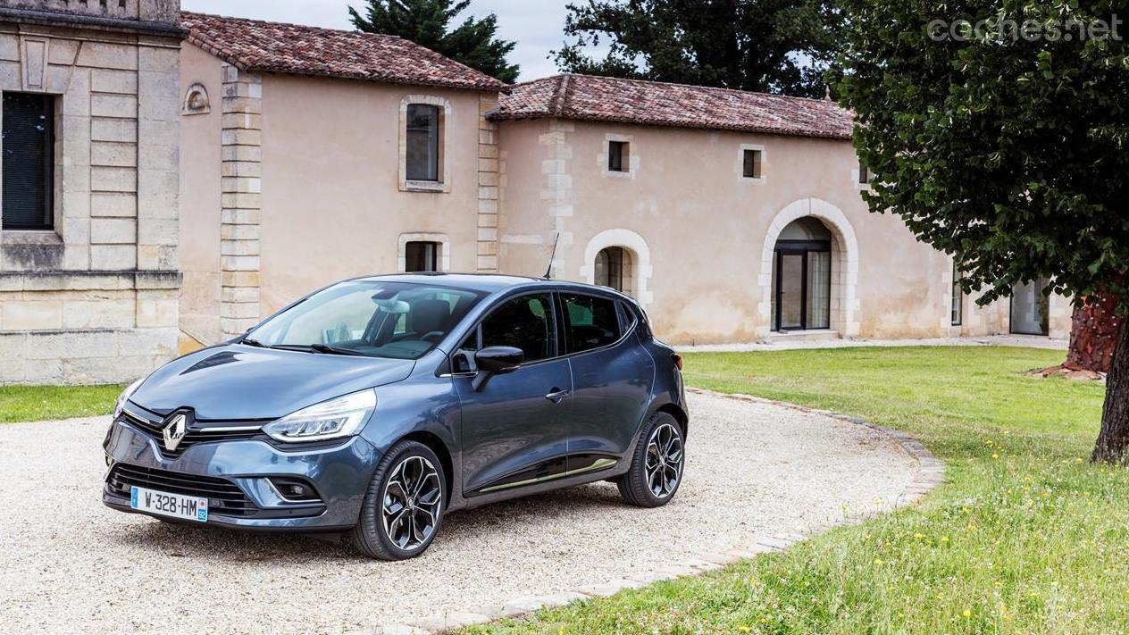 Renault Clio y Clio R.S: Puesta al día