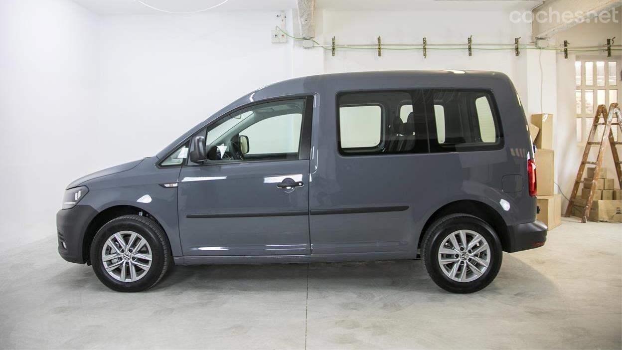 Prueba: Renault Kangoo, Volkswagen Caddy