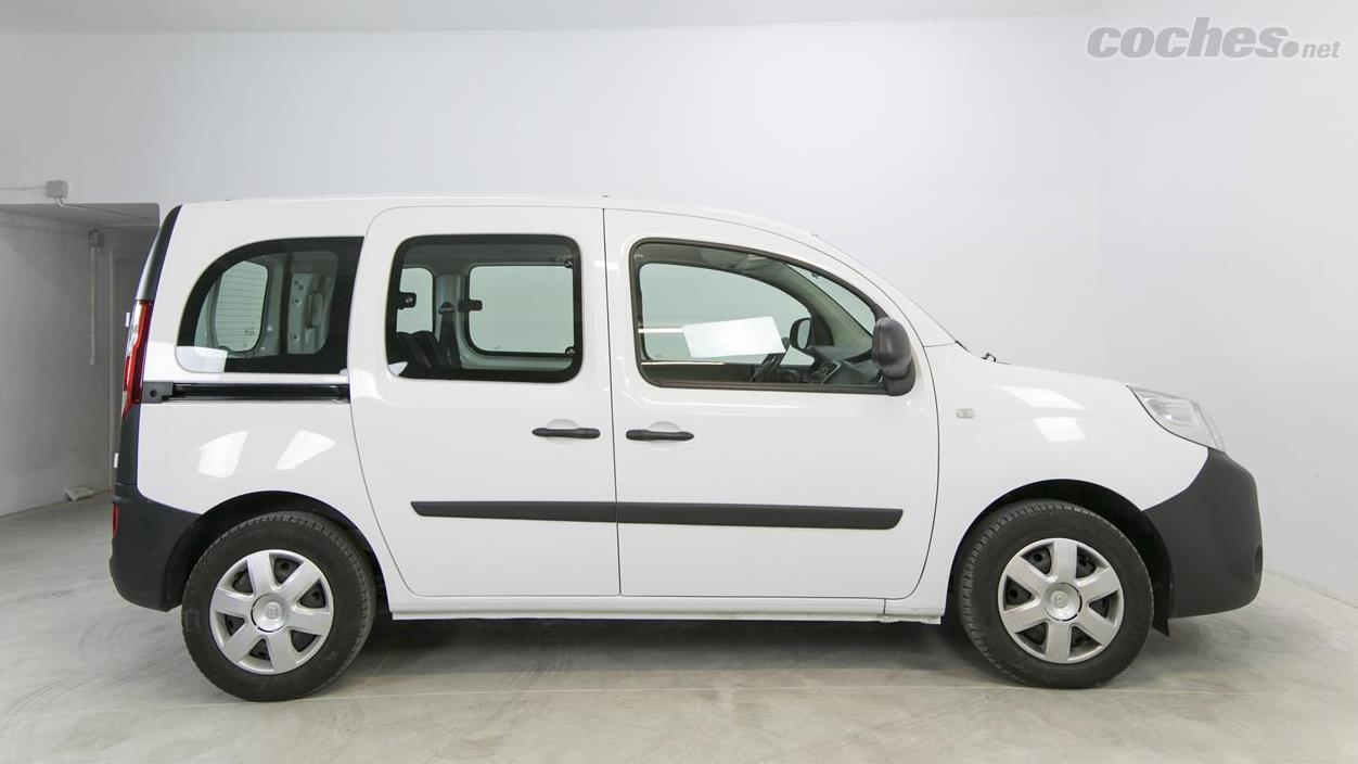 Renault Kangoo Combi Vs Volkswagen Caddy Kombi Noticias