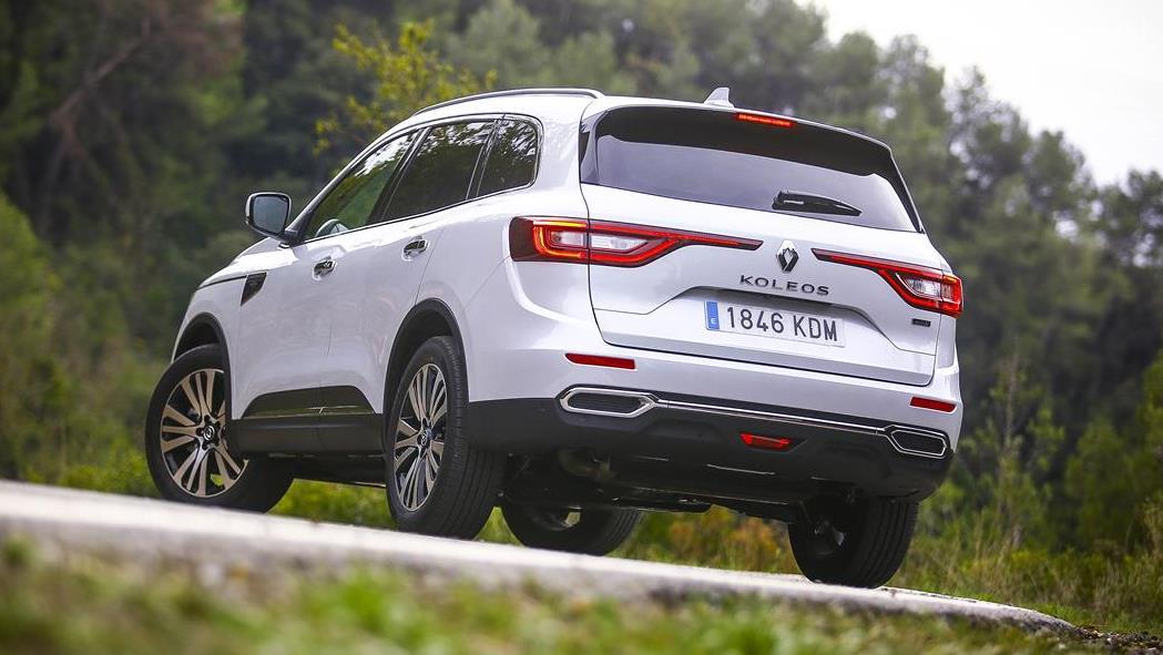 Renault Koleos 2.0 dCi 175 CV 4x4