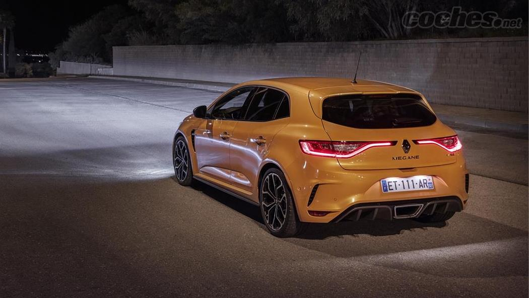 Renault Mégane R.S.: Superándose en todo