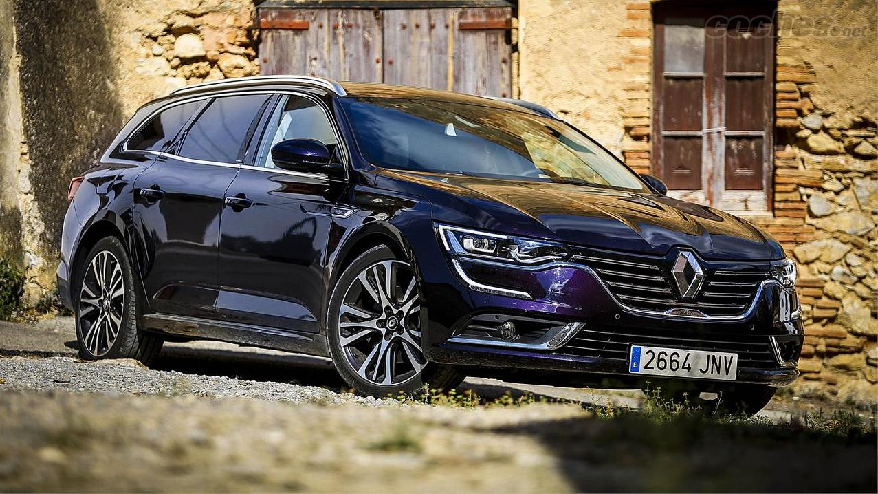 renault talisman sport tourer dci initiale paris espacio y lujo noticias. Black Bedroom Furniture Sets. Home Design Ideas