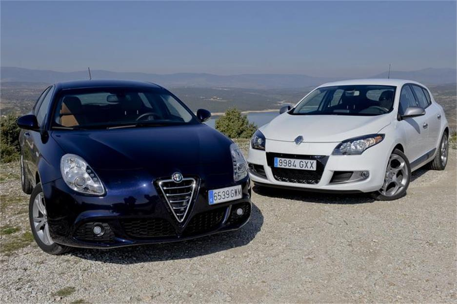 alfa romeo giulietta 2010 noticias. Black Bedroom Furniture Sets. Home Design Ideas