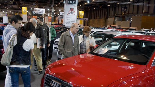 El precio medio del coche de ocasión repunta liger