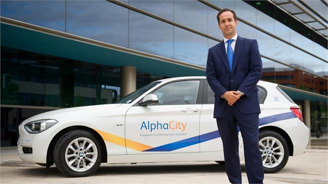 Alphabet presenta AlphaCity