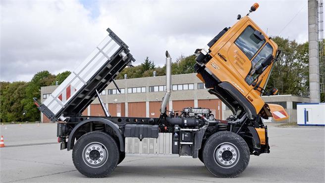 Mercedes benz mexico camiones unimog for Mercedes benz official site usa