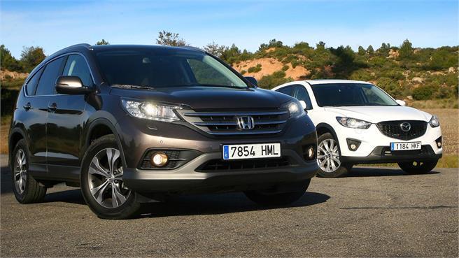 Honda Accord Vs Mazda Cx5 | Autos Post
