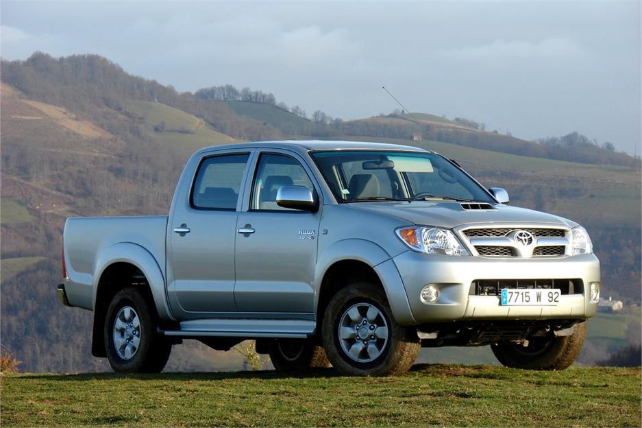 Toyota Hilux: El más duro