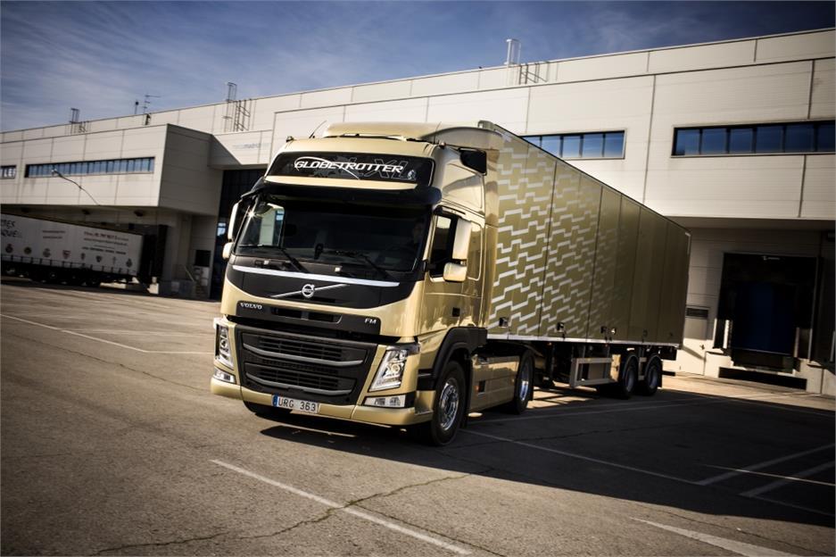 Volvo FM Euro 6