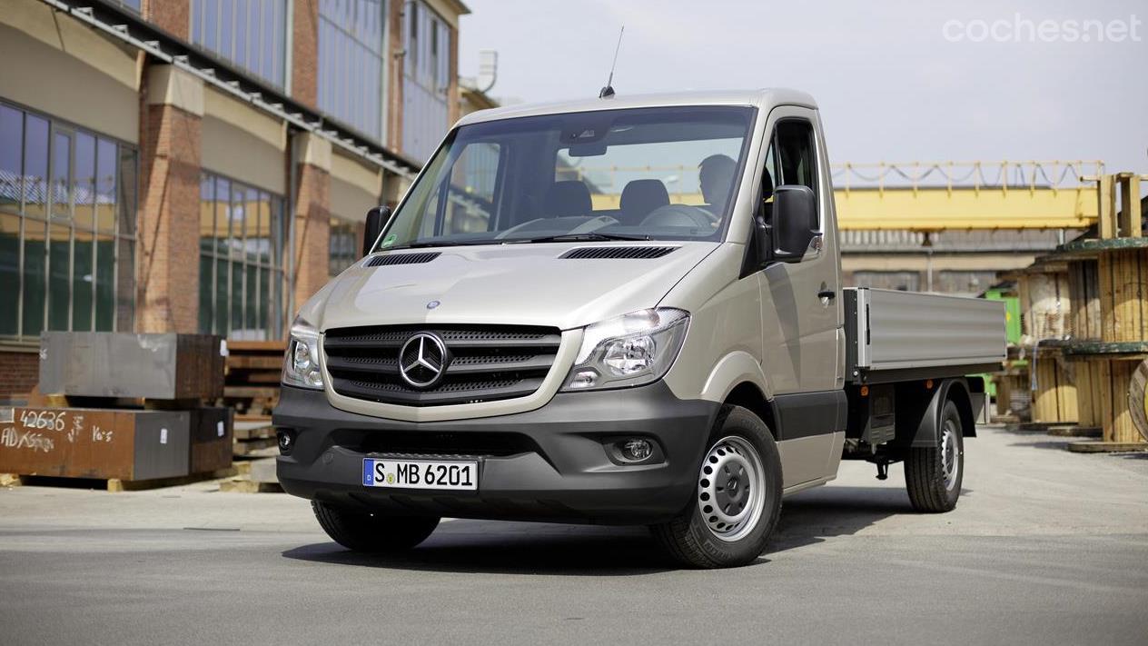 Mercedes Benz Sprinter Bluefficiency