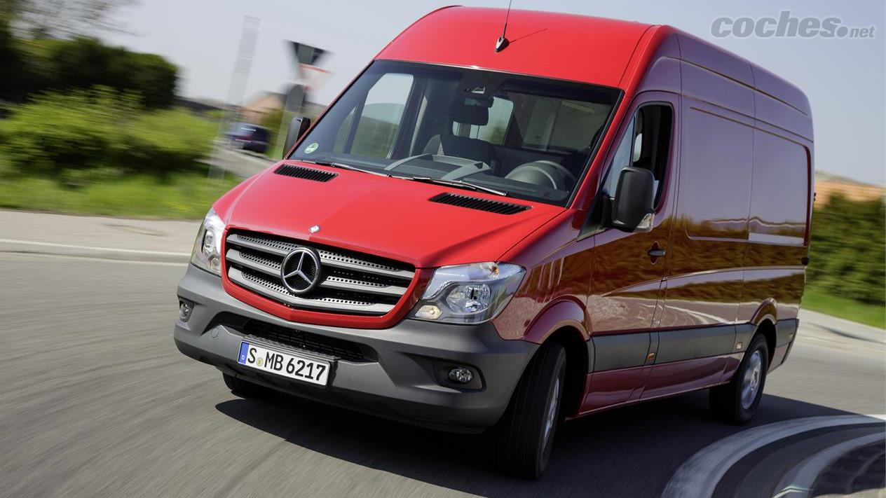 Mercedes Benz Sprinter Bluefficiency