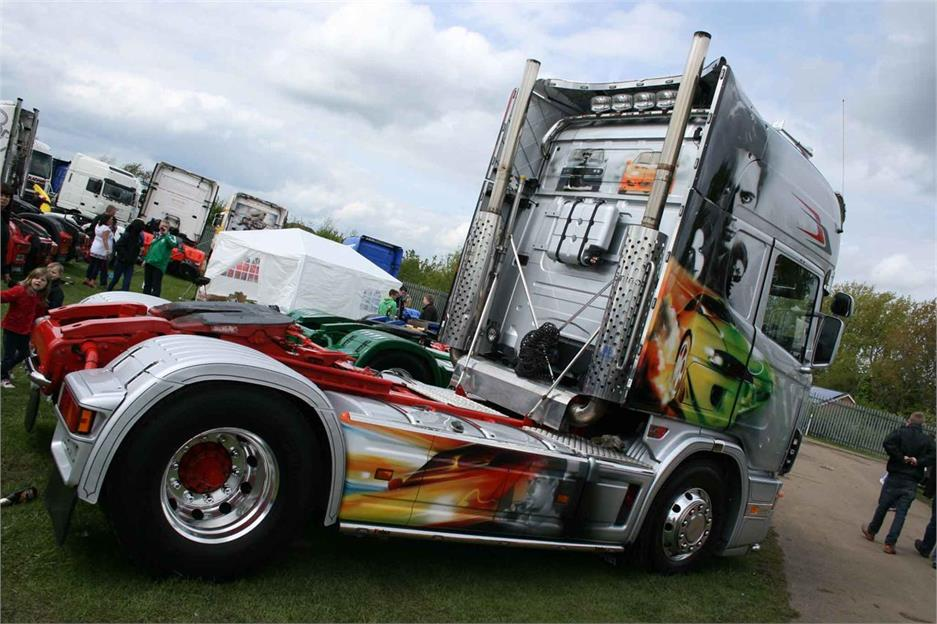 Peterborough Truck Festival