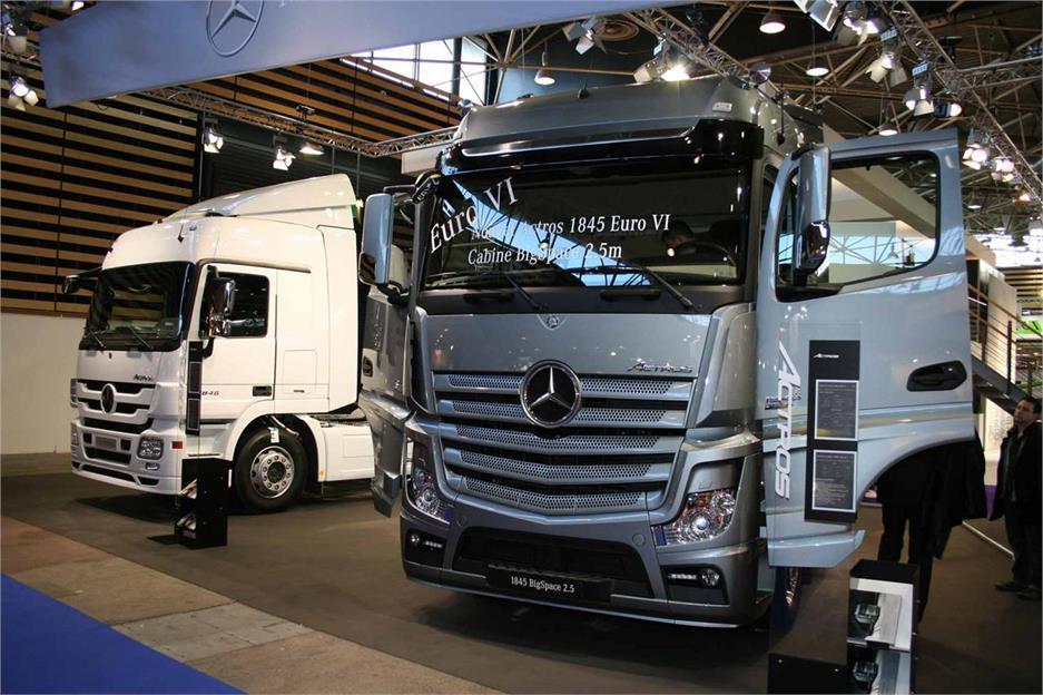 Soluciones para el transporte europeo