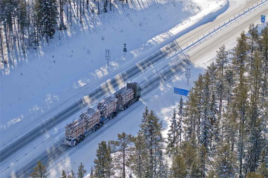 Transportar más de 40 toneladas