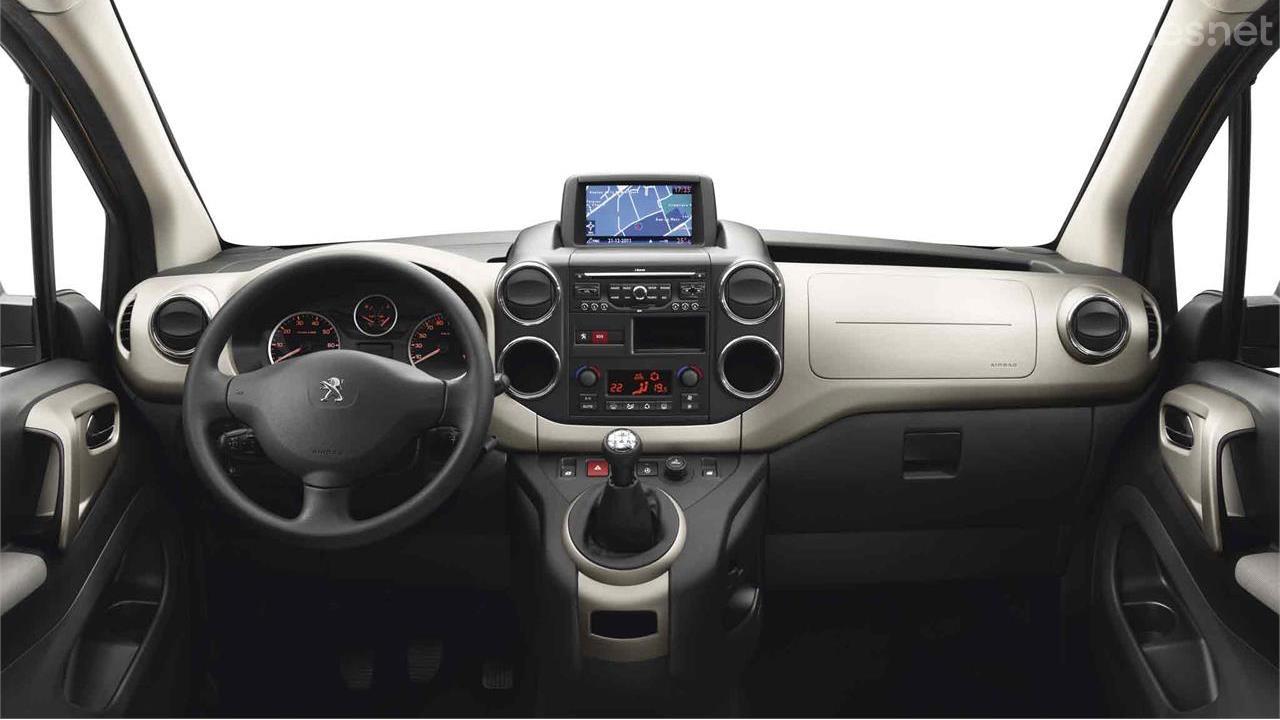 Peugeot Partner con Grip Control