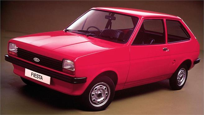 40 años de Ford en España