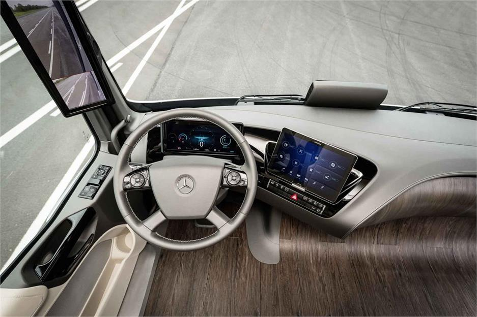 Future Truck 2025 de Mercedes-Benz