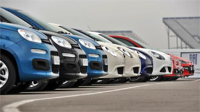 Crecen las matriculaciones de vehículos de renting