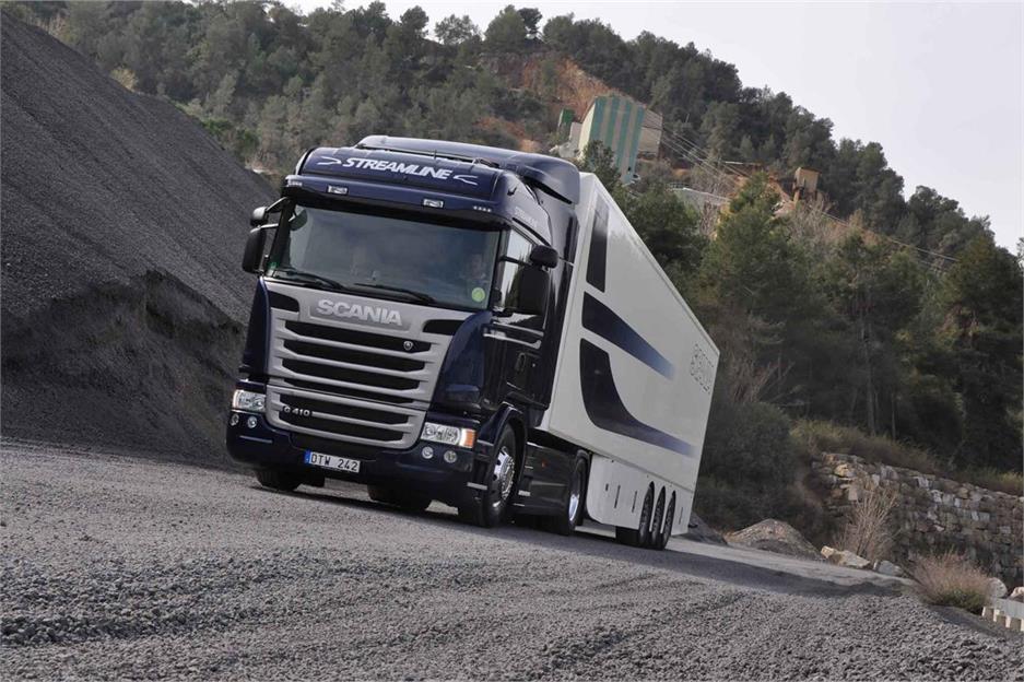 Scania G 410 Streamline Euro 6