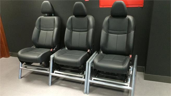 Nissan: Nueva sede en España