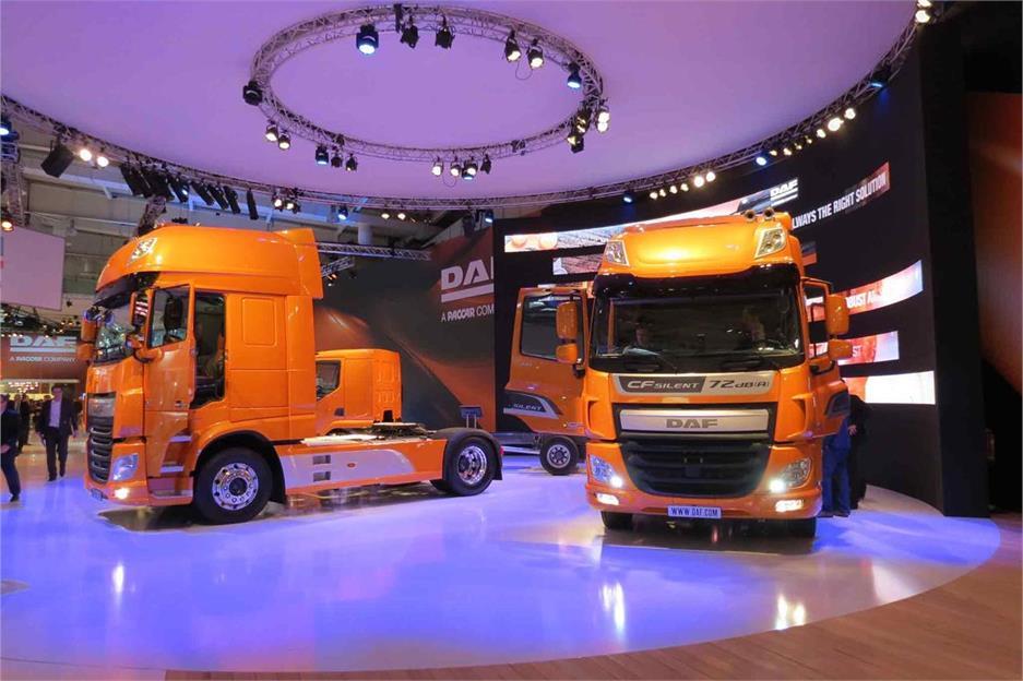 Salón IAA 2014 Hannover