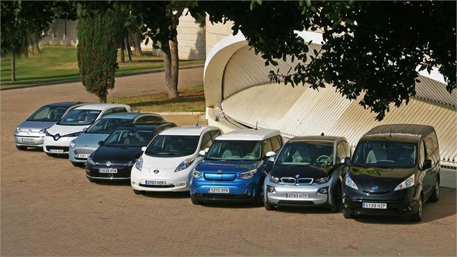 Comparativo eléctricos: toda la verdad sobre la autonomía