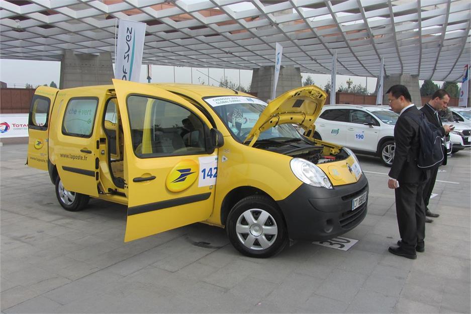 Renault Kangoo Fuel Cell