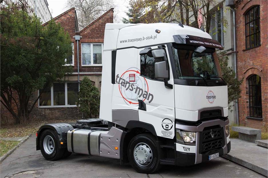 Renault Trucks entrega el camión 10.000