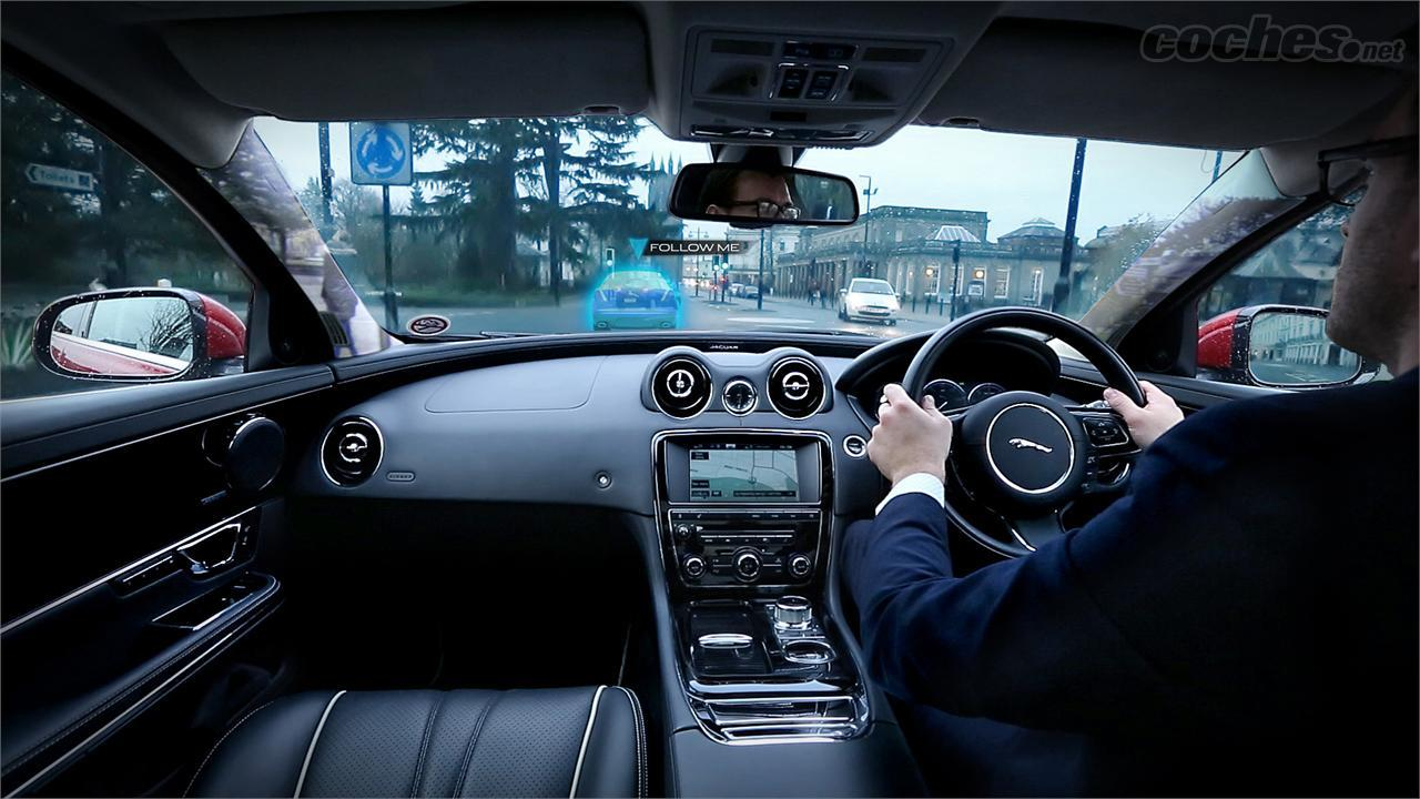 Jaguar 360 Virtual Urban Windscreen - foto 4